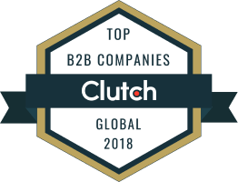 Clutch Recognition Best B2B Companies Global